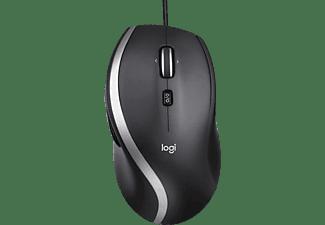 LOGITECH M500s Maus, Schwarz