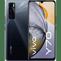 """Móvil - Vivo Y70, Negro, 128 GB, 8 GB, 6.44"""" FHD+, Qualcomm® Snapdragon™ 665, 4100 mAh, Android"""