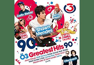 VARIOUS - Ö3 GREATEST HITS 90  - (CD)