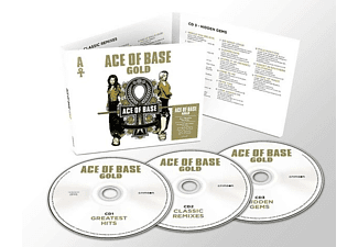 Ace Of Base - Gold  - (CD)