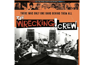 Wrecking Crew - Wrecking Crew  - (CD)