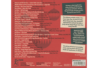 VARIOUS - IT'S A WONDERFUL FAMILY CHRISTMAS  - (CD)