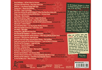 VARIOUS - COME ON BABY ITS CHRISTMAS- MORE HILLBILLY CHR  - (CD)