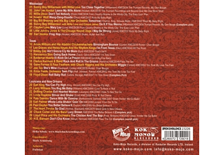 VARIOUS - SOUTHERN BRED -THE HOT THIRTY PICKS  - (CD)