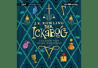 J.K. Rowling - Der Ickabog  - (MP3-CD)