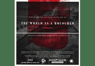 Frett - THE WORLD AS A HOLOGRAM  - (CD)