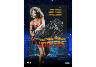 Hollywood Chainsaw Hookers Blu-ray + DVD