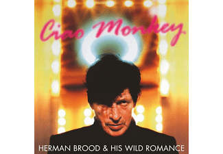 Herman & His Wild Romance Brood - Ciao Monkey-Limited 180 Gram Clear Vinyl  - (Vinyl)