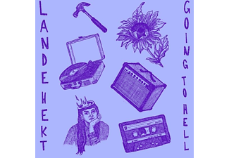 Lande Hekt - Going To Hell  - (CD)