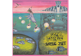 The Ozric Tentacles - Jurassic Shift (2020 Ed Wynne Remaster)  - (Vinyl)