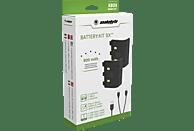 SNAKEBYTE XSX Battery:KIT SX™ (BLACK), Zubehör für XSX, Schwarz