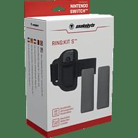 SNAKEBYTE snakebyte NSW RING:KIT S™ Zubehör für Nintendo Switch, Grau/Schwarz