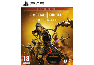 PS5 - Mortal Kombat 11 Ultimate: Limited Edition /D/F