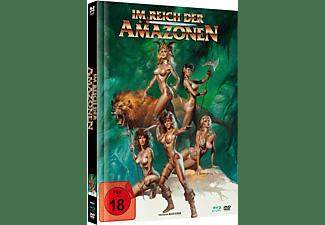 Im Reich der Amazonen Uncut Limited Mediabook Blu-ray + DVD
