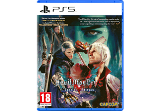 CAPCOM Devil May Cry 5 Special Edition NL/FR PS5