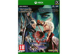CAPCOM Devil May Cry 5 Special Edition NL/FR Xbox Series
