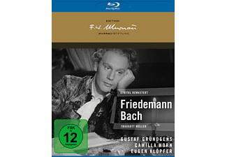 FRIEDEMANN BACH Blu-ray