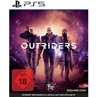 Outriders - [PlayStation 5]