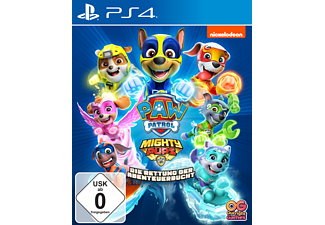 PS4 PAW PATROL MIGHTY PUPS: RETTUNG DER - [PlayStation 4]