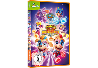 Paw Patrol – Mighty Pups Super Paws DVD