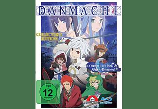 Danmachi – The Movie: Arrow of Orion Blu-ray