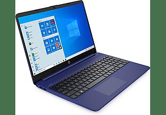 "Portátil - HP 15s-eq1039ns, 15.6"" HD, AMD 3020e, 4 GB, 128 GB SSD, Radeon Graphics, W10 Home S, Azul Índigo"