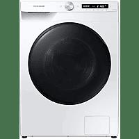 Lavadora secadora - Samsung WD90T534DBW/S3, 9kg lavado, 6kg secado, 1400rpm, Autodosificación, 24 programas