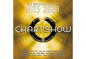 VARIOUS - Die Ultimative Chartshow-Hits 2020 [CD]