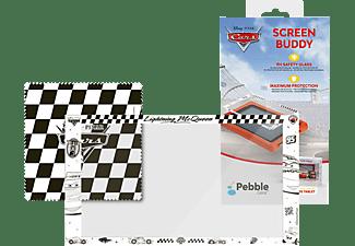 PEBBLE GEAR Cars Screen Buddy / Display Schutz Zubehör für Kinder-Tablet, Mehrfarbig