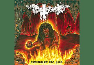 Deathhammer - Onward To The Pits (ltd.GTF w/Poster)  - (Vinyl)