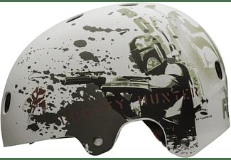 BELL Segment Jr. STAR WARS S (Fahrradhelm, S 51-55 cm, Matt weiss)