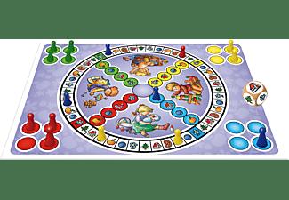 NORIS Der bunte Würfel Kinderspiel Mehrfarbig