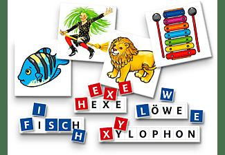 NORIS Lesen Lernspiel Mehrfarbig