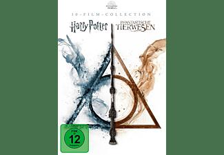 Wizarding World 10-Film-Collection: Harry Potter / Phantastische Tierwesen DVD