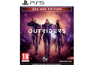 Outriders Day One NL/FR PS5