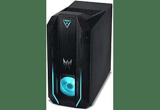 ACER Predator Orion 3000 (PO3-620) mit Seitenfenster, Gaming PC mit Core- i7 Prozessor, 16 GB RAM, 1 TB HDD, 512 GB SSD, GeForce RTX 2060 (6 GB GDDR6), 6 GB