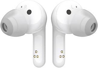 Auriculares inalámbricos - LG Tone Free HBS-FN6W, True Wireless, Meridian, Bluetooth, IPX4 + Estuche carga