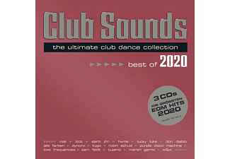 VARIOUS - Club Sounds-Best Of 2020  - (CD)