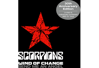 Scorpions - WIND OF CHANGE/SEND ME AN ANGEL (LTD.10)  - (Vinyl)