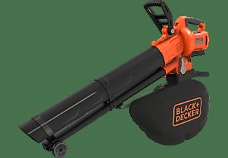 BLACK+DECKER BCBLV3625L1 Laubsauger Schwarz/Orange