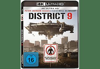 District 9 4K Ultra HD Blu-ray