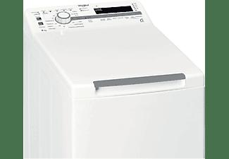 Lavadora carga superior - Whirlpool TDLR 6230S SP/N, 6 kg, 1200 rpm, 6 programas, Blanco