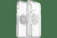 OTTERBOX Otter + Pop Symmetry, Backcover, Apple, iPhone 12 Mini, Transparent
