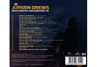 Jurgen Drews Jurgen Drews Das Ultimative Jubilaums Best Of Cd Mediamarkt
