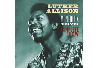 Luther Allison - Montreux 1976  - (CD)