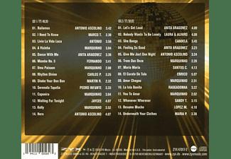 Cha Cha Cha-samba-mambo-rumba-salsa - LATEINAMERIKANISCHE TÄNZE 2-LET S DANCE  - (CD)