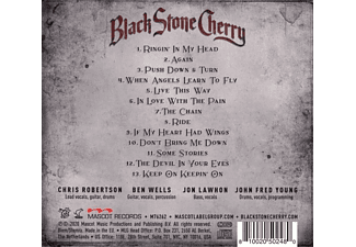Black Stone Cherry - THE HUMAN CONDITION  - (CD)