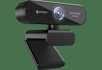 EMEET Webcam Nova HD, schwarz