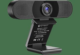 EMEET Webcam C980 Pro HD, schwarz