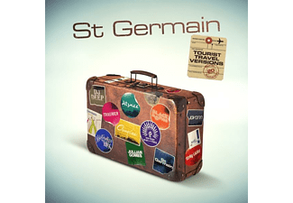 St. Germain - TOURIST  - (CD)